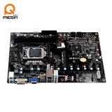 인텔 H81 칩셋 어미판 Bitcoin 광업 어미판 지원 ATX 힘 시동