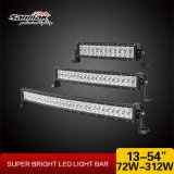 120W curvo cree off road de la barra de luz LED