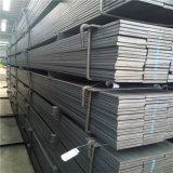 Alta qualità che fende l'acciaio di barra piana nero laminato a caldo del carbonio Q235