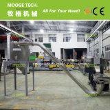 Pp.-PET-Film/gesponnener Beutelplastik, der granulierende Maschine aufbereitet