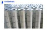Cartuccia di filtro dell'aria del getto di impulso per il collettore di polveri