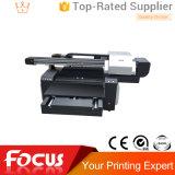 Flachbettdrucker-Platten-Typ und Mehrfarbenfarbe u. Seite Galaxie-Strahl A1 UVflachbettdrucker