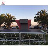 Im Freien bewegliches Konzert-Stadiums-bewegliche Stadiums-Fußboden-Stadien