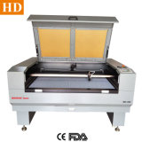 Cabeça dupla máquina de corte a laser 1390