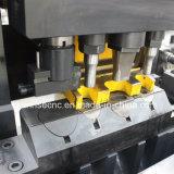 De automatische Machine van het Ponsen, het Merken en het Scheren voor het Vlakke Staal van de Staaf