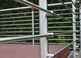 Кабель из нержавеющей стали поручни с крепежные материалы/ простой в использовании трос ограждения