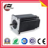 Motor sem escova elétrico de Stepper/DC para a máquina do CNC