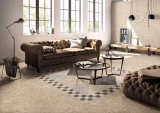 Строительный материал итальянских плитками Тераццо покрыты керамической плиткой для проекта полированной плитки пола из фарфора (тер601)