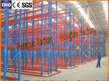 Armazenamento de trabalho pesado Shlef Depósito de empilhar paletes com Design profissional