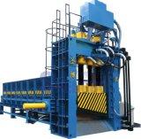 Cesoie pesanti del piatto d'acciaio del metallo del tondo per cemento armato residuo del tubo