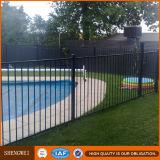 Cerca do metal da segurança para a piscina