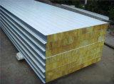 Felsen-Wolle-Zwischenlage-Panel/Dach-Zwischenlage-Panel/billig Rockwool Zwischenlage-Panel für Fertighaus