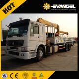 Constructeur de la grue 6ton monté par camion initial