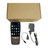 WiFi 4G PDA tenu dans la main mobile androïde de type d'ordinateur portable