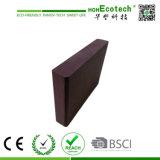 140*25 WPCのDeckingの屋外の木製のプラスチック合成のDecking防水WPCのフロアーリング