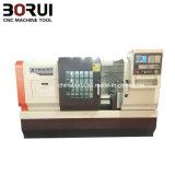 Ck6160 gebruikte de Hand Conventionele Goedkope CNC Machine van de Draaibank