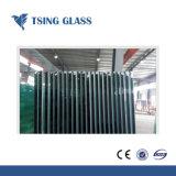 vetro Tempered del vetro temperato della radura di 8-12mm per la rete fissa/stanza da bagno/la mobilia