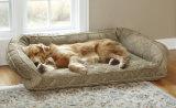 Het zachte Bed van de Hond van het Bed van de Bank van de Kat van de Toebehoren van het Huisdier van het Kussen van het Bed van de Bank van het Huisdier Grote