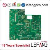 Placa do PWB da placa de circuito impresso para o indicador da segurança