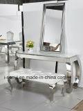 De Spiegel van het Frame van het Roestvrij staal van de Decoratie van het Meubilair van de Woonkamer van het Meubilair van het hotel