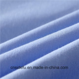 El conjunto casero del lecho del algodón del satén de la materia textil teñió la cubierta del Duvet