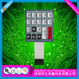 Customized flexible Circuit membrane control SWITCH for electronics AREA