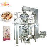 Máquina de embalagem automática do pequeno almoço do cereal do comida para bebé da fábrica