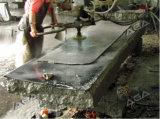 手の石造りの磨く機械花こう岩または大理石の粉砕機