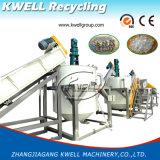 Machine van het Recycling van de Fles van het Huisdier van het afval de de Plastic/Lijn van het Flessenspoelen van het Huisdier