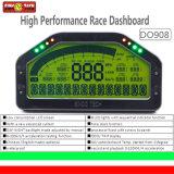 マルチ機能組合せのゲージの競争のダッシュのボードのゲージのデジタルダッシュの表示(908)