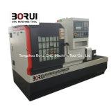 La Chine à l'horizontale tour CNC CK6140, Lahte CNC automatique
