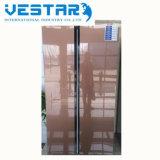 refrigerador solar do refrigerador do congelador dos dispositivos comerciais de 400L 220V