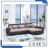 Base di sofà moderna elegante di Seater dell'angolo 2 del pavimento di Loveseat del cinematografo dell'annata europea domestica di stile