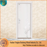 Salle de bains en bois clair PVC Desheng Prix de la porte à Hyderabad