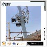 25mの屋外の電流を通された鋼鉄高いマストの街灯柱