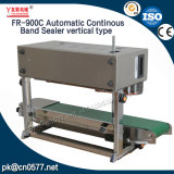 Tipo verticale del sigillatore continuo automatico della fascia per i prodotti chimici (FR-900C)