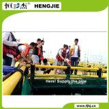 갑판 HDPE 관의 밑에 대양 여가 어업
