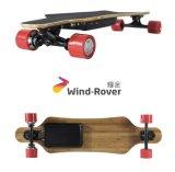 Form aufgeladenes elektrisches Stoß-Roller-schnell elektrisches Skateboard für Erwachsene