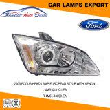포드 초점 (크세논에 유럽식) 2005-2007년 세단형 자동차를 위한 맨 위 램프