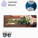 Clear Silicone Rubber for Lifelike Phalaenopsis Orchid Artificial Accent Arrangement