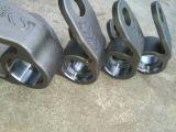 O metal morre a liga de molde do ferro do molde do molde