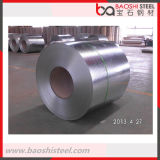 Bobina de aço galvanizada revestida zinco do Galvalume