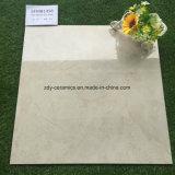 建築材料ベージュカラー十分に磨かれた艶をかけられた大理石の石造りの床タイル