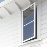 La parte superior de apertura hacia afuera colgado de la ventana Toldo de aluminio