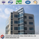 Larga vida útil bastidor de acero prefabricados modulares el edificio del hotel en Europa