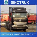 De Vrachtwagen van de Tractor van de Vrachtwagen HOWO van de Tractor van de Aanhangwagen van Sinotruk 10wheels A7 6X4
