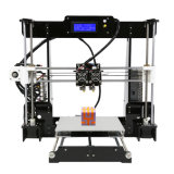 Imprimante rapide acrylique de l'appareil de bureau DIY 3D de Fdm de prototype d'Anet A8-M