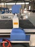 頑丈なフレームが付いている最近設計されていた熱い販売の木工業CNCのルーター機械