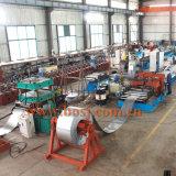 Os UAE galvanizaram o rolo da bandeja de cabo que dá forma ao fabricante-fornecedor da máquina