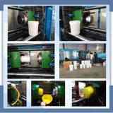 Qualitätssicherungs-Plastiklack-Zylinder-formenmaschine
